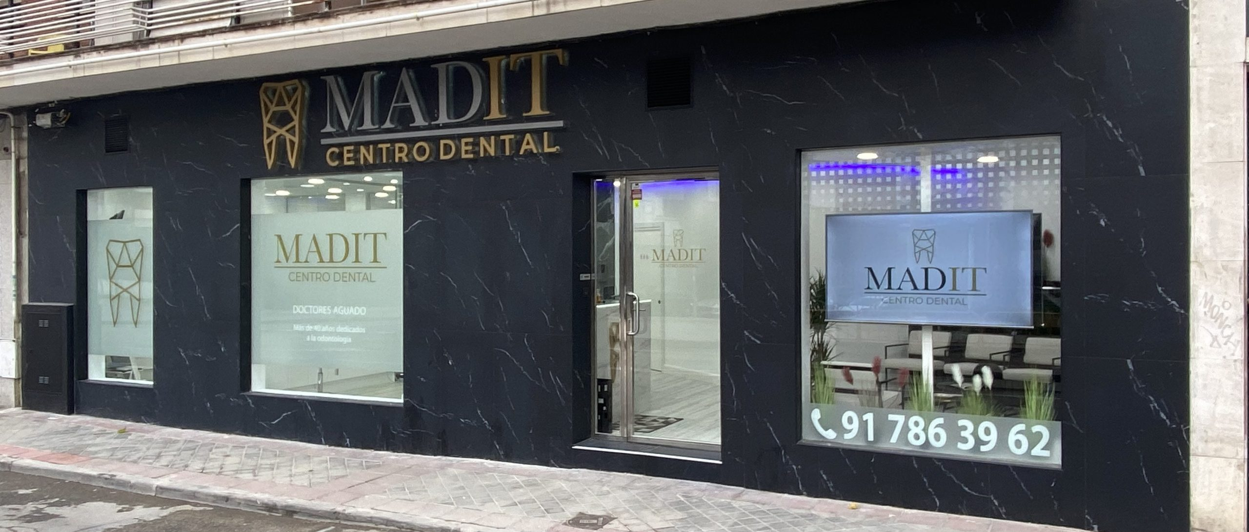 Clínica Dental en Madrid y Provincias